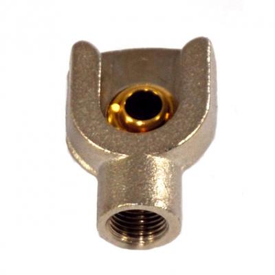 Schiebekupplung - Ø 15 mm - M 10x1