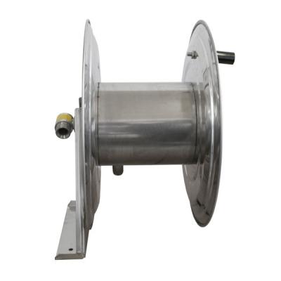 Schlauchaufroller - aus Edelstahl - EPDM Dichtung - 150°C