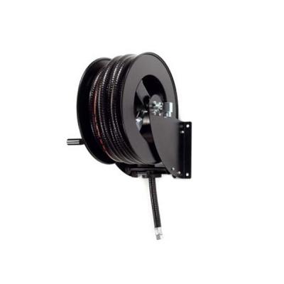 Schlauchaufroller -  lackiert - Stahl - mit 10 Meter - 1 Schlauch