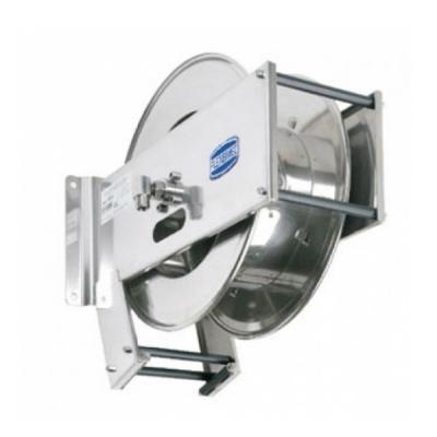 Schlauchaufroller - aus rostfreiem Stahl AISI 304 - Automatisch