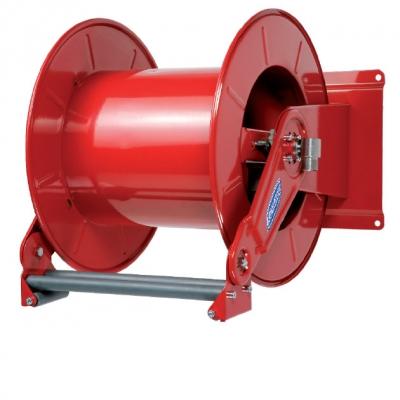 Schlauchaufroller - federbetrieben - Stahl - Für 30m Schlauch 1