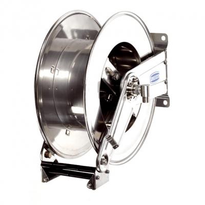 Schlauchaufroller - für max. 12 m Schlauch 1 - Edelstahl