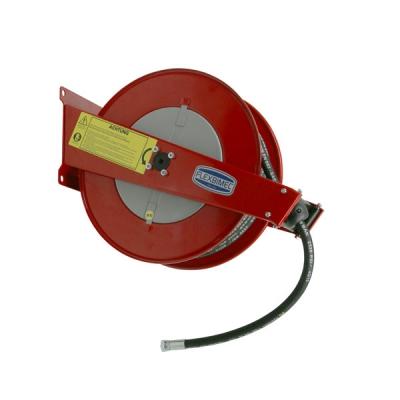 Schlauchaufroller - inkl. Schlauch 20 Meter - starr - 160 bar