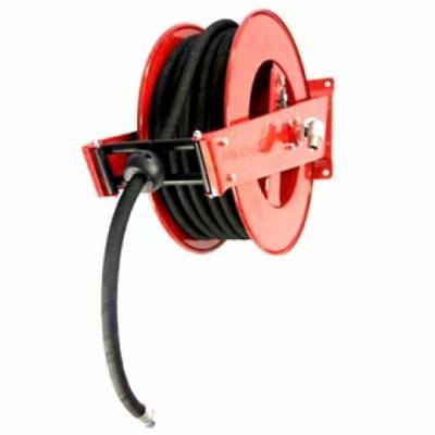 Schlauchaufroller - mit 1/4 - 15m - 400 bar - automatisch
