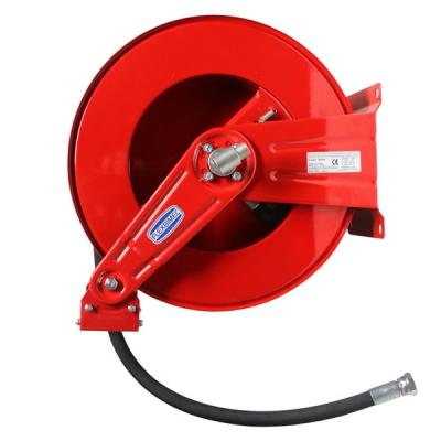 Schlauchaufroller - automatisch -  mit 10 Meter - 1/2 Schlauch
