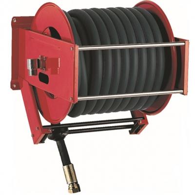 Schlauchaufroller - mit 400mm Trommelbreite - inkl. 30 m Schlauch