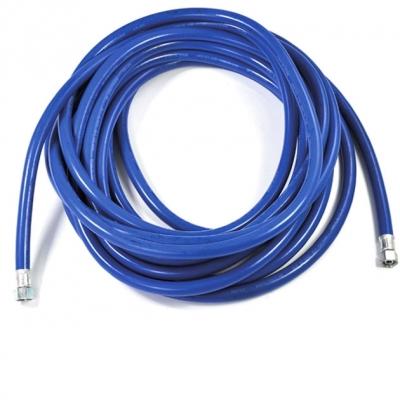 Schlauchleitung - 3m - 1/2 - 40 bar - Wasser und Druckluft