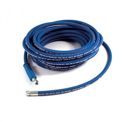 Schlauchleitung - 15m - 3/8 - 400 bar - Wasser - Hochdruck