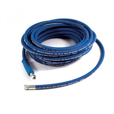 Schlauchleitung - 20m - 3/8 - 400 bar - Wasser - Hochdruck