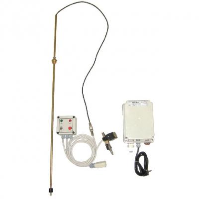 Set zur Abschaltung von Pumpen - für druckluftbetriebene Ölpumpen