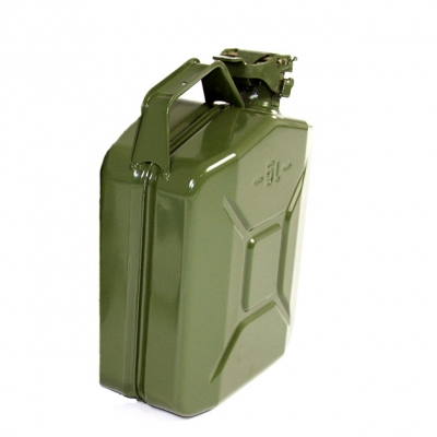 Stahl-Benzinkanister - 5 Liter