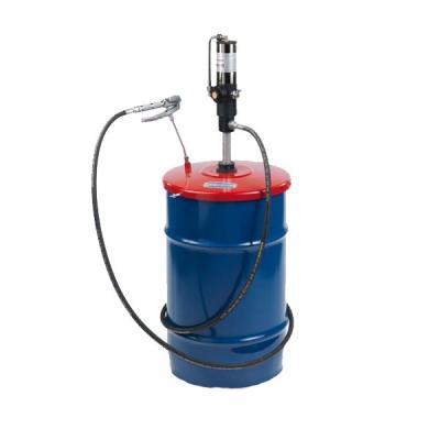 Stationäres Fettförderset - für 180 kg Fässer - 2.400 g/min