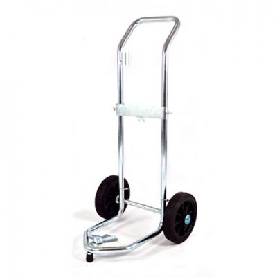 Wagen - mit 2 Räder - für Gebinde 20/25 kg
