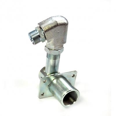 Winkel-Schlauchanschluss - 1 IG x 3/4 AG