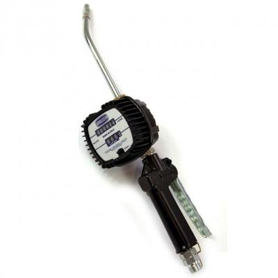 Zählwerk - Mechanisch - mit Zapfpistole - Druck: 50 bar