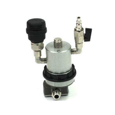 Zahnradpumpe - Druckluft Ölpumpe - aus Messing
