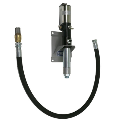 Ölpumpe - Druckluftbetrieben - als Set - 8 bar- 35 l/min.